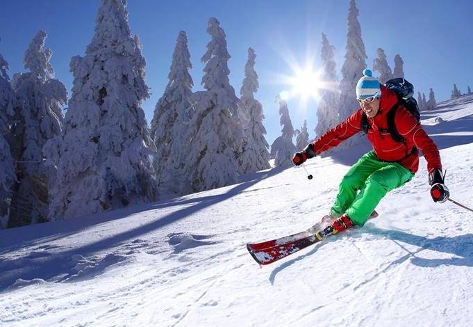 A Winter Sport Lover's Dream