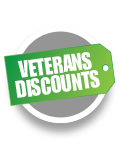 Lowe's and Home Depot Veterans discounts