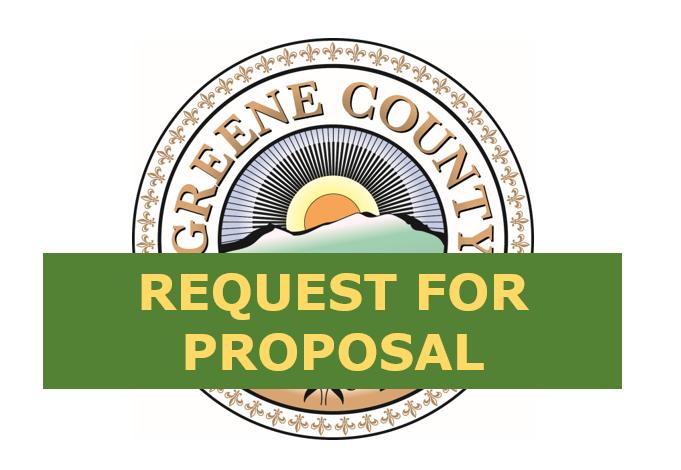 REQUEST FOR PROPOSAL – To Provide Insurance Brokerage Services for the County of Greene