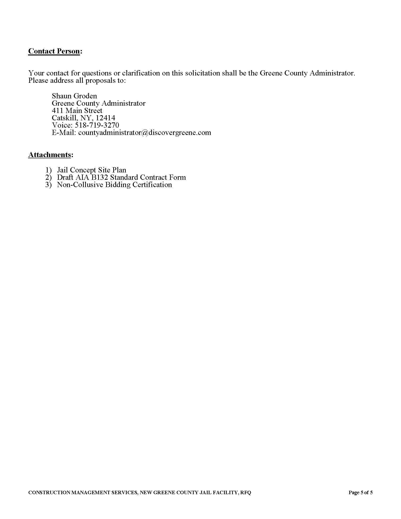 Jail Construction Management Services RFQ_Page_5