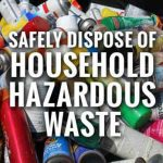 On Saturday, April 25, 2015 from 8 a.m. – 1 p.m. at the Sevierville Municipal Complex, KSB will be collecting household hazardous waste, electronics, clothing, shoes, and expired or unused prescription medications.