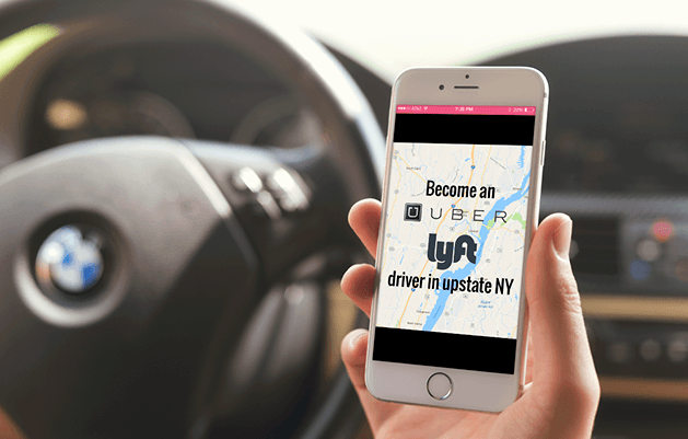 Want to Become an Uber and Lyft Driver in Upstate New York? Here's How to Do It!