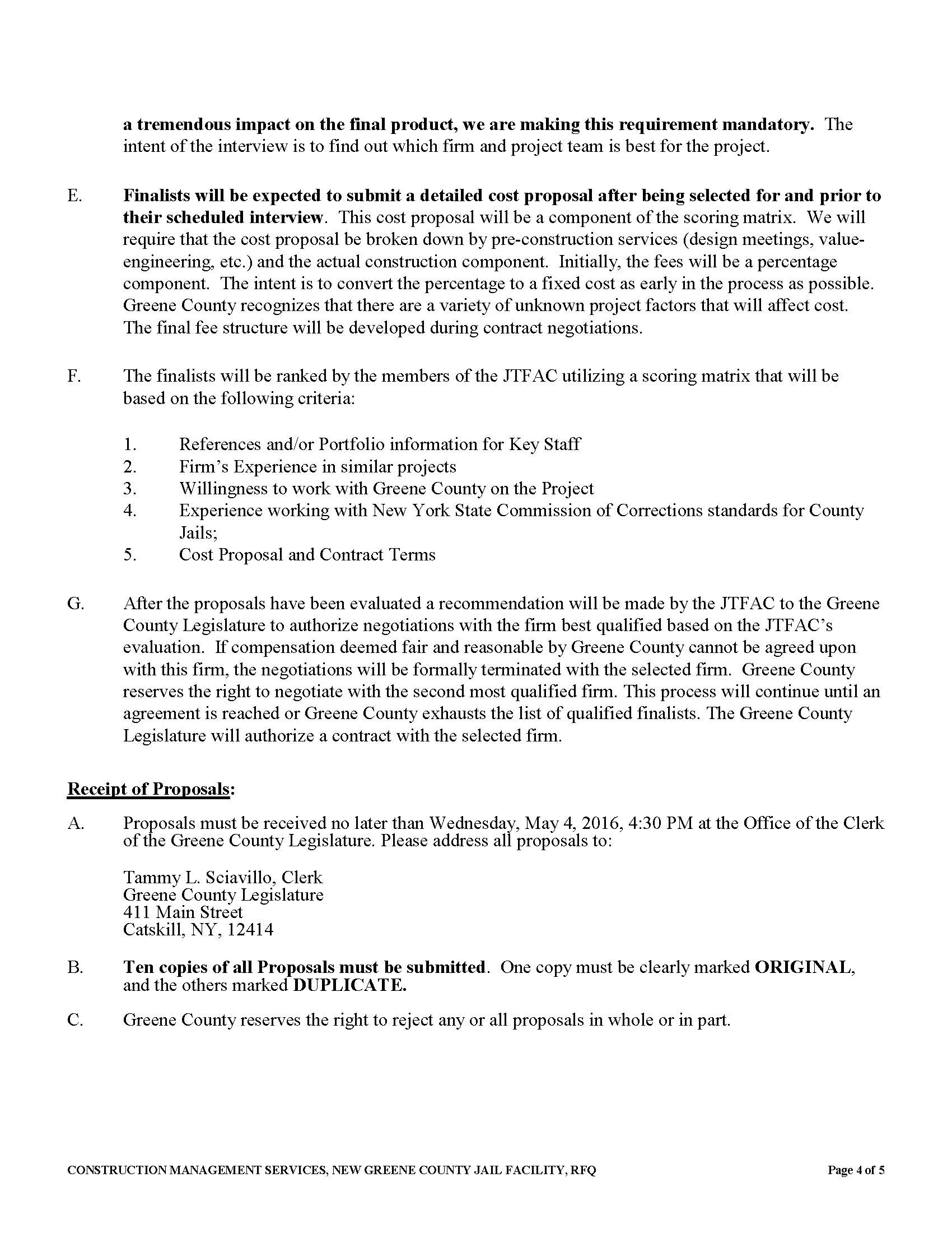 Jail Construction Management Services RFQ_Page_4