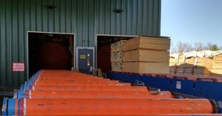 Northeast Treaters Lumber Handling Athens NY